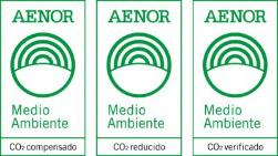 Bioclimateam certificaciones Aenor Medio Ambiente