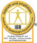 Bioclimateam certificaciones IBR Geprüft