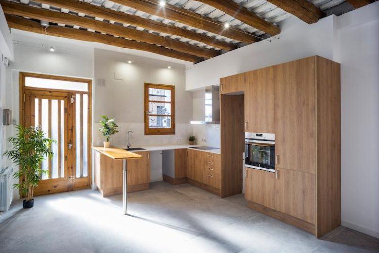 reforma ecològica casa bioclimateam